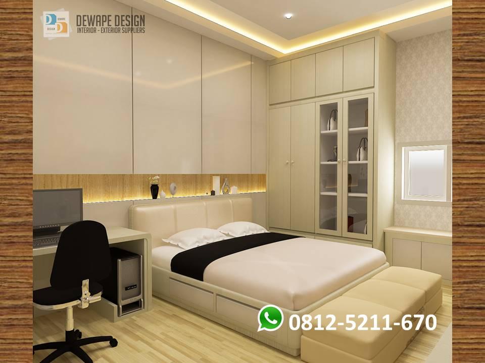 Desain Interior Rumah Minimalis Type 36 84 Malang Desain Interior Malang Dewape Design